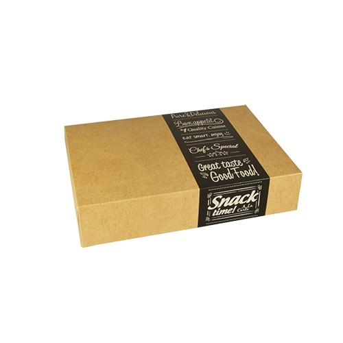 "Transportkartons aus Pappe ""Good Food"""