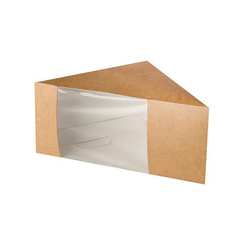 Sandwichboxen mit Sichtfenster