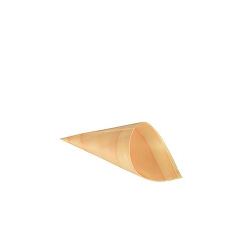 Fingerfood Spitztüten aus Holz