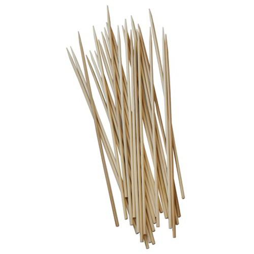 Schaschlikspieße aus Holz, FSC-zertifiziert