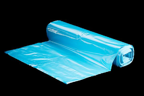 Müllbeutel 700x1100 mm blau