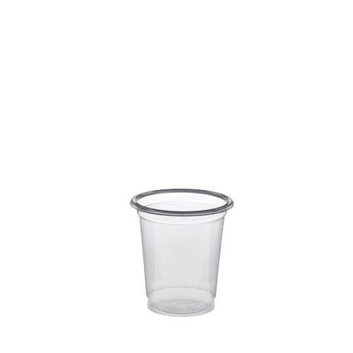 Schnapsgläser aus PLA, glasklar